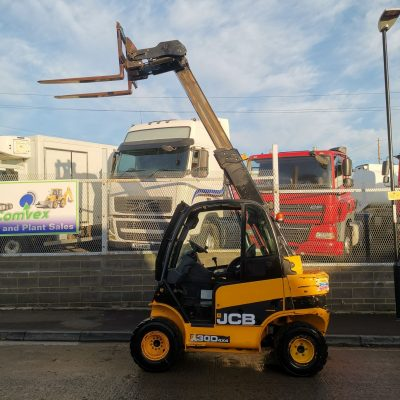 JCB TLT30 D 4X4 FORK LIFT TELETRUCK FOR SALE