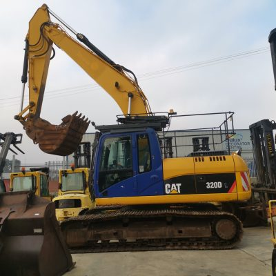CATERPILLAR 320D L EXCAVATOR FOR SALE