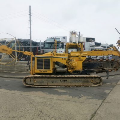 VERMEER T555 CABLE TRENCHING UNIT