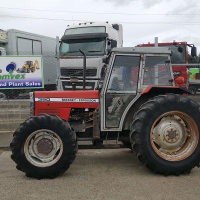 MASSEY FERGUSON 390 4WD FOR SALE