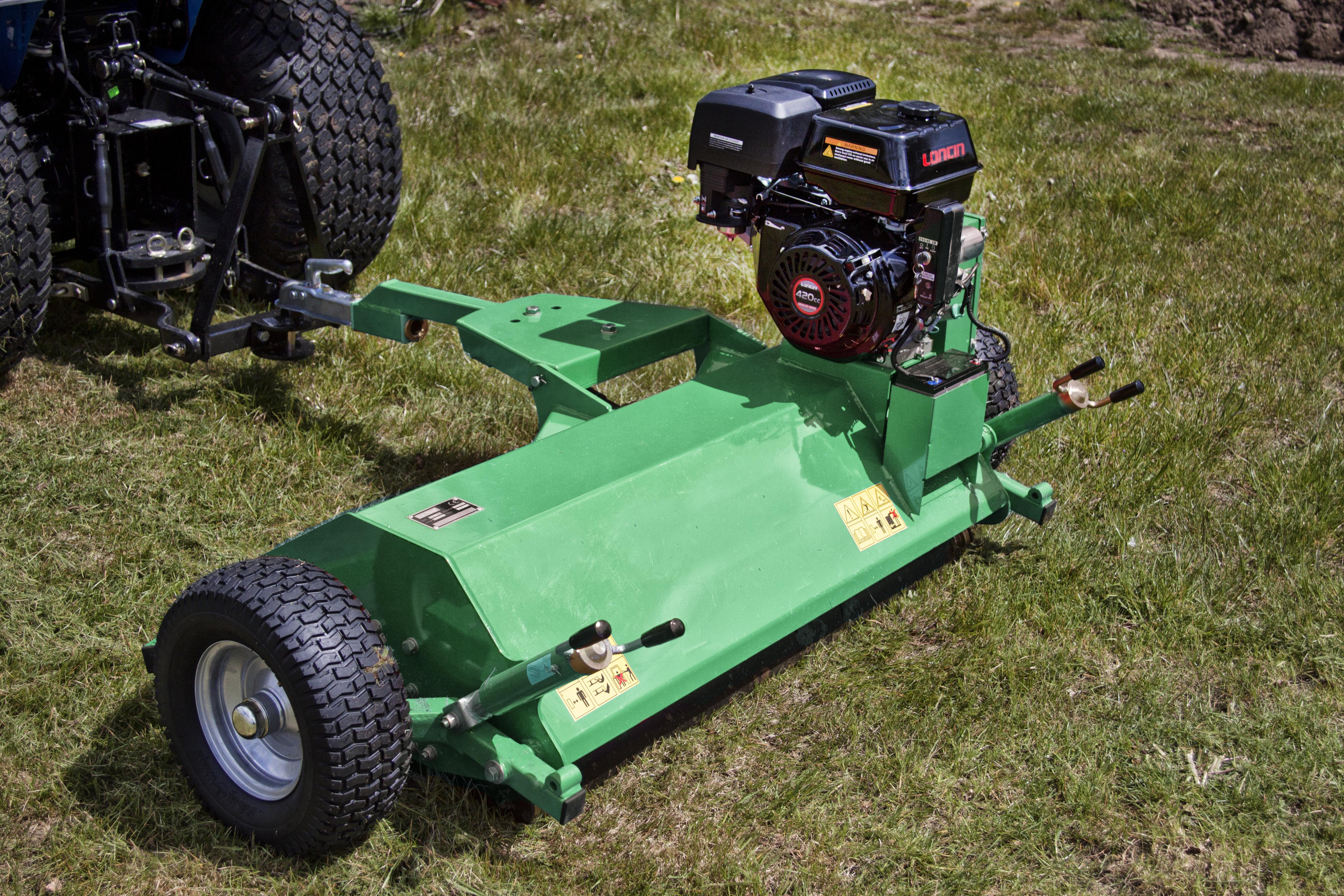 ATV Flail Mower G-AFL120 1.2m
