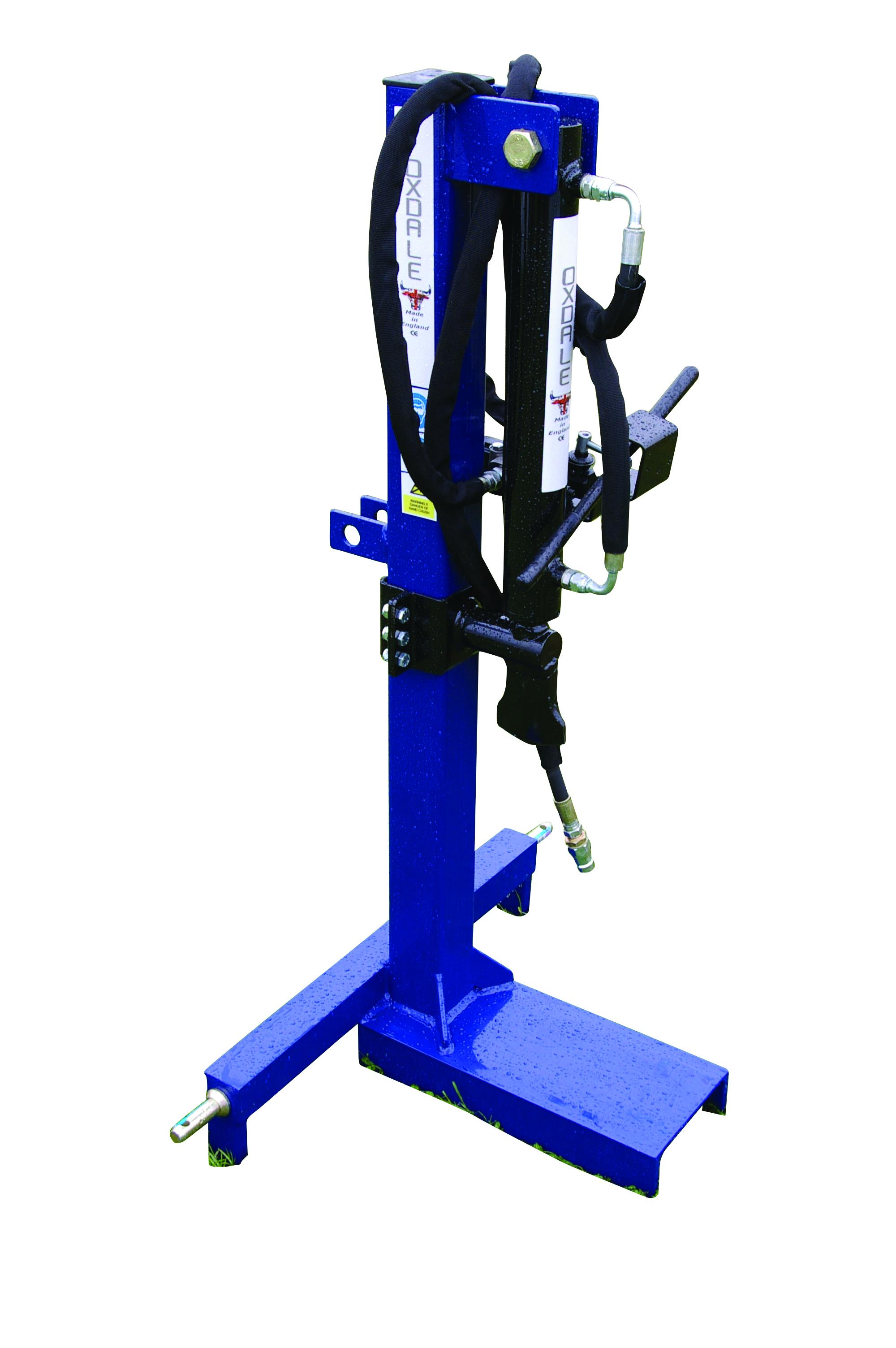 TM400 Log Splitter