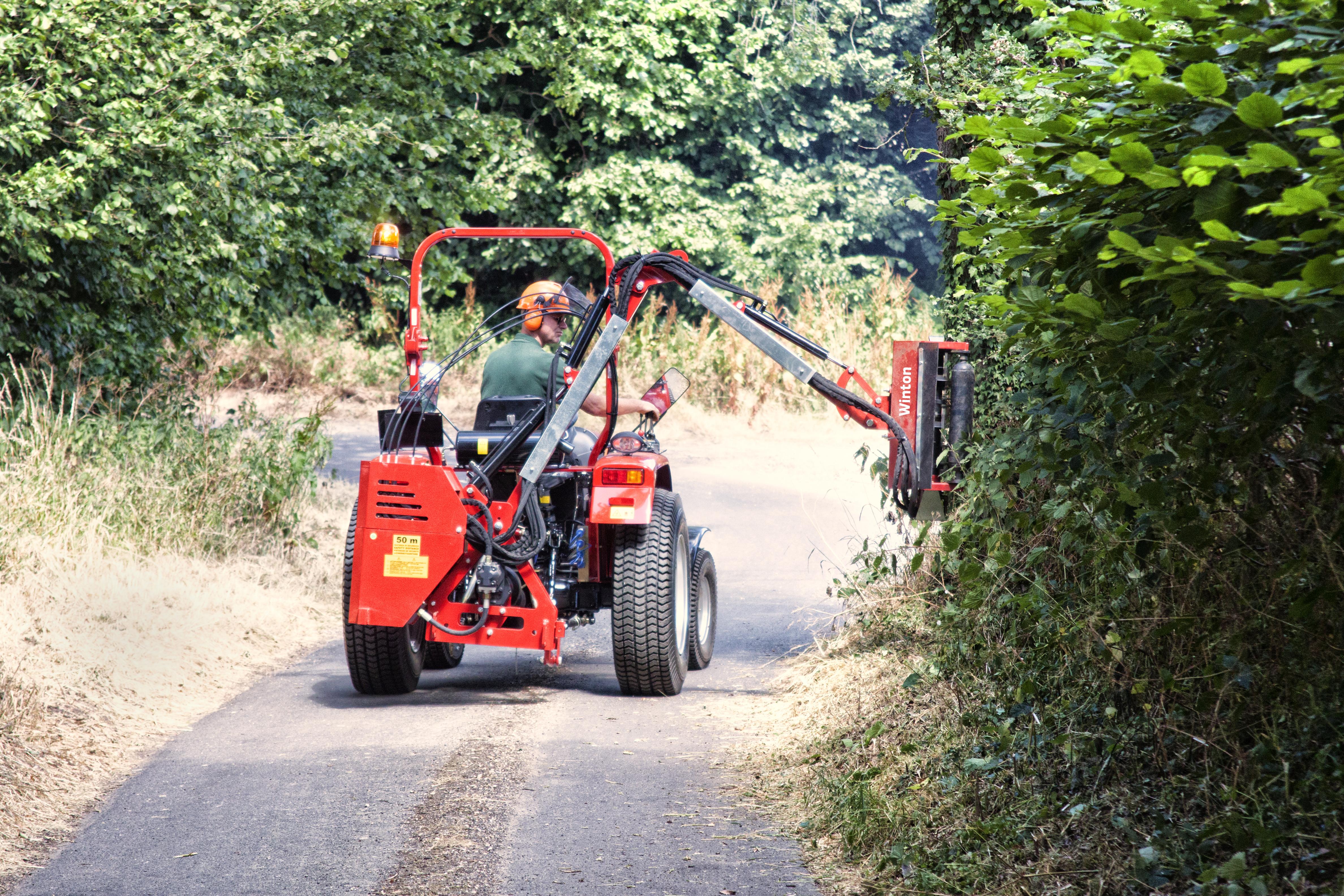 WAM60 Winton Flail Hedge Cutter 60cm