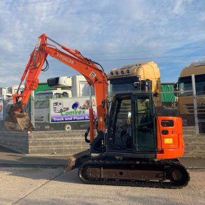 Hitachi ZX85U-5A 8.5 Tonne Excavator